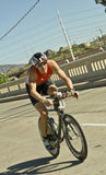 Phoenix Ironman Triathlon Stock Photography