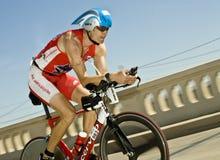 Phoenix Ironman Triathlon Royalty-vrije Stock Afbeelding
