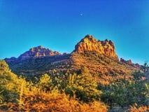 Phoenix krajobraz Fotografia Royalty Free