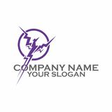Phoenix logo brand Royalty Free Stock Photography