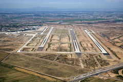 Phoenix-Mesa Gateway Airport Stock Images