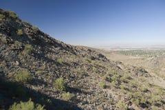 Phoenix, North Side, AZ Royalty Free Stock Photo