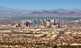 Phoenix, o Arizona imagem de stock royalty free