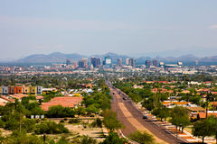Phoenix o Arizona Imagem de Stock Royalty Free