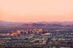 Phoenix o Arizona Imagens de Stock Royalty Free