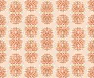 Phoenix Pattern Stock Photography