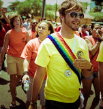 Phoenix Pride Parade, 2010 Stock Photography