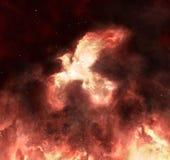 Phoenix resning Royaltyfri Fotografi