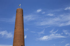 Phoenix Shot Tower or Old Baltimore Shot Tower Royalty Free Stock Image