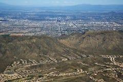 Phoenix Skyline Stock Photography