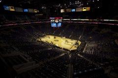 Phoenix sonnt Arena, US-Fluglinienmitte Stockfotografie