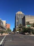 Phoenix stad Hall Tower Royaltyfria Bilder
