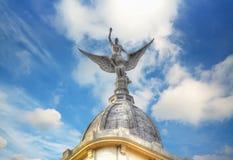 Phoenix-Statue Lizenzfreie Stockfotografie
