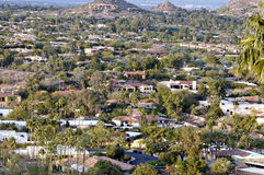 Phoenix, suburb, Arizona Stock Photography