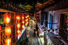 Phoenix town. In Hunan province Stock Photography