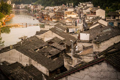 Phoenix town. In Hunan province Royalty Free Stock Photography