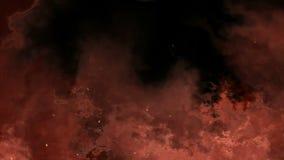 Phoenix wydźwignięcie Od płomieni royalty ilustracja