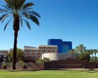 Phoenix-Zugangs-Mitte Lizenzfreies Stockfoto