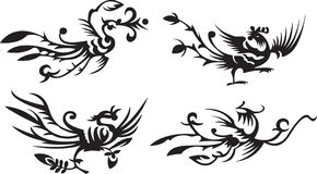 phoenixes Fotografia Royalty Free