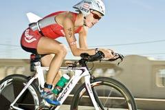 PhoenixIronman Triathlon Stockfotos