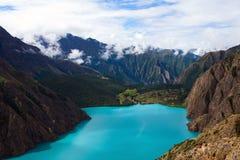 Phoksundo Lake in Dolpo, Nepal Royalty Free Stock Photos