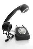 Phone. Call the hotline right now Royalty Free Stock Photo