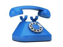 Phone. Isolated on white background Royalty Free Stock Images