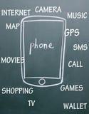 Phone APP Stock Photos