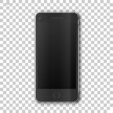 Phone body  on transparent background Stock Photos