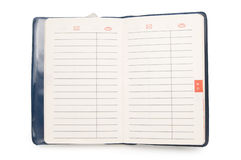 Phone book Royalty Free Stock Image