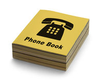 Phone Book Stock Image