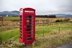 Phone booth Stock Images
