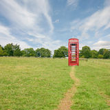Phone Booth Royalty Free Stock Photos