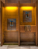 Phone Booths Stock Images