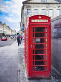 Phone Booths Royalty Free Stock Photography