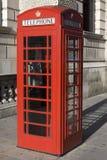 Phone box Stock Photo