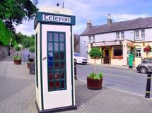 Phone Box Ireland Stock Image