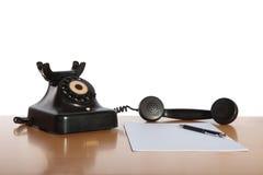 Phone call Stock Photography