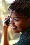 Phone call Stock Photo