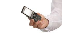 Phone Call. Stock Photography