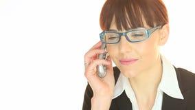 Phone Call Good News Royalty Free Stock Photography
