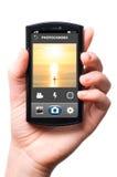 Phone camera Royalty Free Stock Image