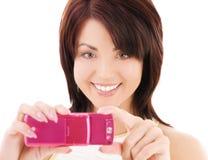 Phone camera Stock Photography