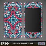 Phone case design Royalty Free Stock Photography