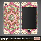 Phone case design Royalty Free Stock Image
