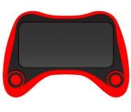Phone case stylized for joystick. 3D illustration. Phone case stylized for joystick. Art object. 3D illustration vector illustration
