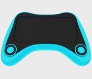 Phone case stylized for joystick. 3D illustration. Phone case stylized for joystick. Art object. 3D illustration stock illustration
