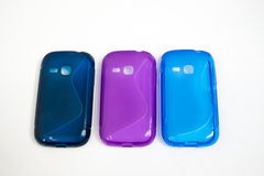 Phone cases Stock Photos