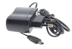 Phone charger. Stock Photo
