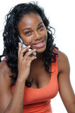 Phone Chat Royalty Free Stock Photography